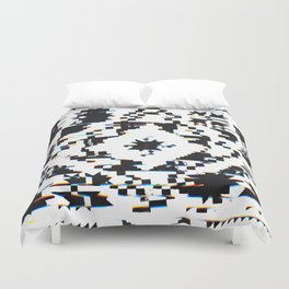 Twisted Quilt Duvet Cover