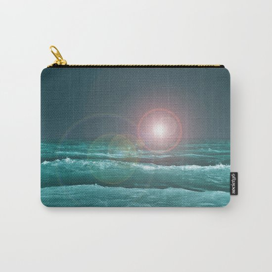 Night Ocean Carry-All Pouch