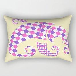Harlequin Rectangular Pillow