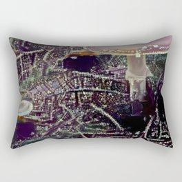 Amanita and Another Rectangular Pillow
