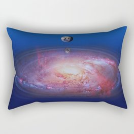 Earth drop Rectangular Pillow