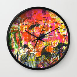 Preparing Wall Clock