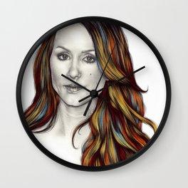 Troian Wall Clock
