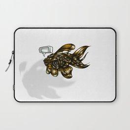 Thoughtless Goldfish Laptop Sleeve