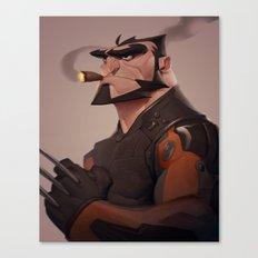 Logan Canvas Print