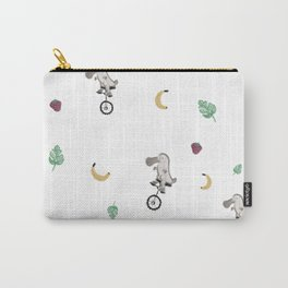 Platypus pattern Carry-All Pouch