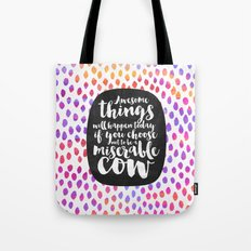 Awesome things Tote Bag