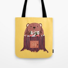 Phil? I thought that was you! Tote Bag