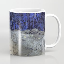Leaning In - Motocross Racer Coffee Mug