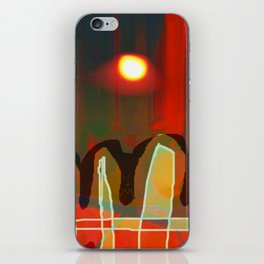 Dry Swimming  / Trapped iPhone Skin