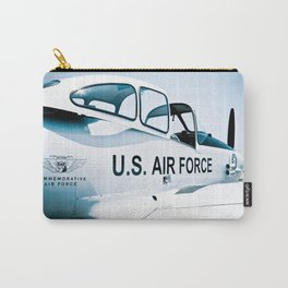 US Air Force Airplane Carry-All Pouch