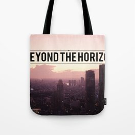Beyond the Horizon Tote Bag