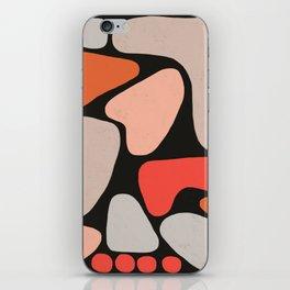 Shape Study II iPhone Skin