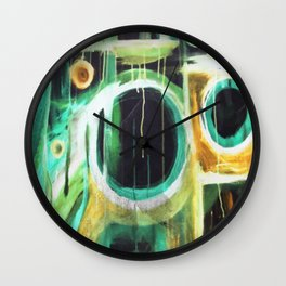 recklessly  Wall Clock