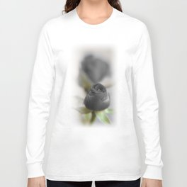 A Black Rose for your Sweetheart Long Sleeve T-shirt