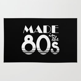 Made In The 80s Rug