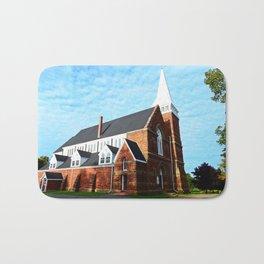 St. Paul's Church Sturgeon PEI Bath Mat
