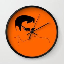 Horatio-CSI: Miami Wall Clock