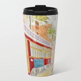 New Orléans Tramway Travel Mug