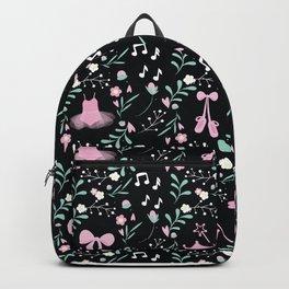 Ballet essentials Backpack
