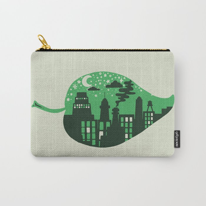 Let's Leave This Place Carry-All Pouch