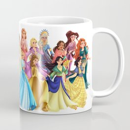 Filipiniana Princesses Coffee Mug
