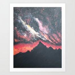 I'll Be Your Sky Art Print