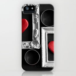 Picture Perfect. iPhone Case