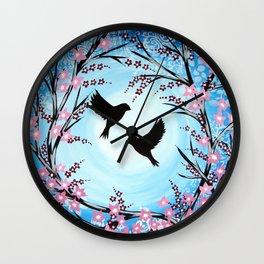 I'm Still in Love Wall Clock