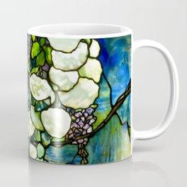 Louis Comfort Tiffany - Decorative stained glass 7. Coffee Mug