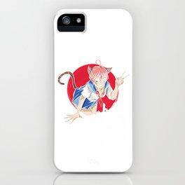 Gamer Japan Japanese Otaku Manga Cosplay Gaming Gift Anime Girl iPhone Case
