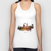poland Tank Tops featuring Cracow Poland by jbjart