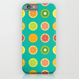 SLICE - Citrus iPhone Case