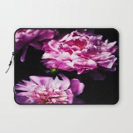 Flower Florals In Pink Laptop Sleeve