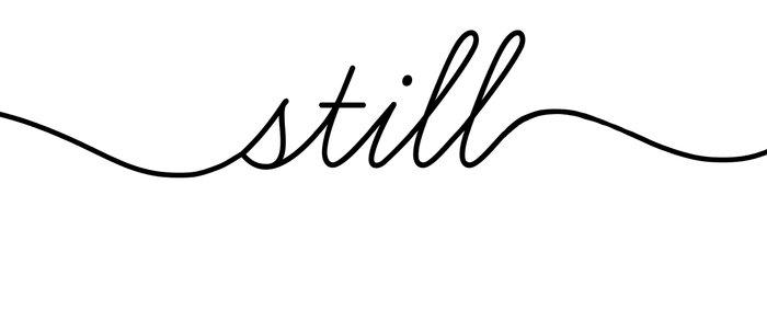 be still (2 of 2) Coffee Mug
