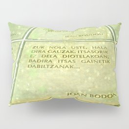 Joan Bodon Pillow Sham