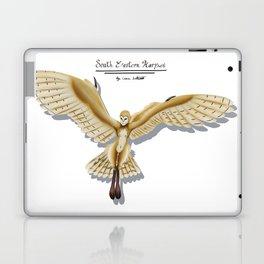 Barn Owl Harpy Laptop & iPad Skin