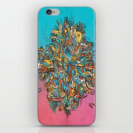 FreeFlowing iPhone Skin