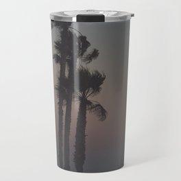Sunset Palms Travel Mug