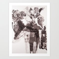 Reasonable Doubt Art Print