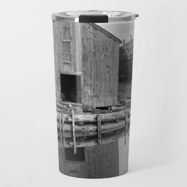 Old Fish House Travel Mug
