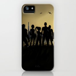 Rebels iPhone Case
