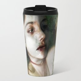 """The moment (portrait)"" Travel Mug"