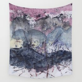 plausible weather explorations Wall Tapestry