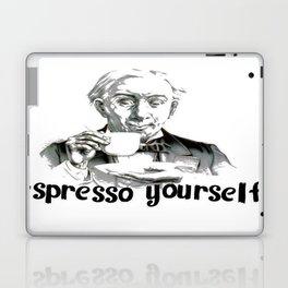 Espresso yourself! Laptop & iPad Skin