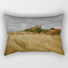 Bamburgh Castle Rectangular Pillow