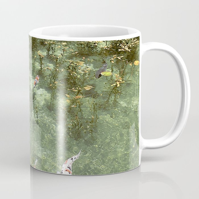 japanese carp Coffee Mug