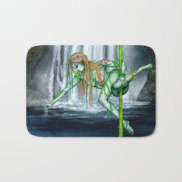Pole Creatures - Water Nymph Bath Mat