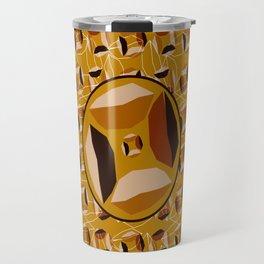 Africana Eye Travel Mug