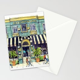 The Georgian Hotel Stationery Cards
